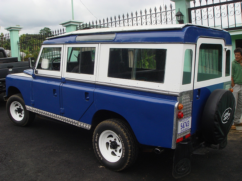Land Rover Discovery San Antonio >> Land Rovers For Sale in Costa Rica