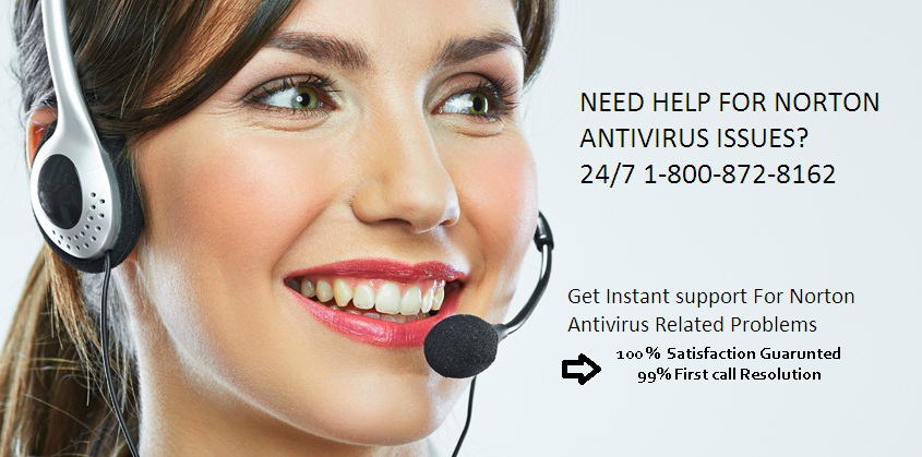 Fix your Norton Error By dialing 1-800-872-8162